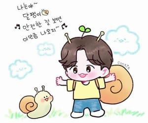exo, exo fanart, and baekhyun image