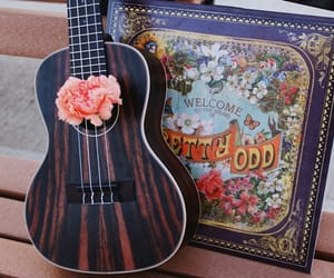 music, panic! at the disco, and pretty odd image