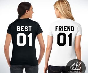 etsy, best friend shirts, and bff outfits image