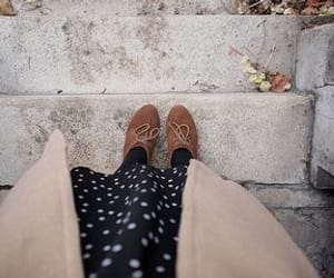 aesthetic, boots, and fall image