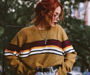 fashion, autumn, and beautiful image