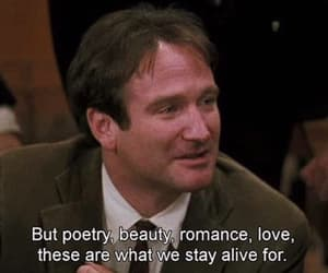 beauty, poetry, and romance image