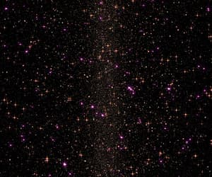 gif, space, and stars image