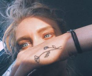 blue eyes, inspiration, and eyes image