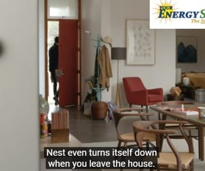 nest heating system, nest wireless thermostat, and nest heating control image