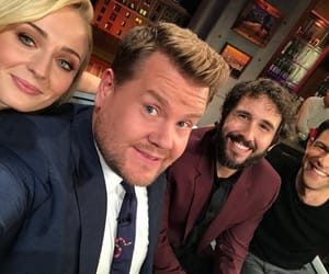 actress, the late late show, and beautiful image
