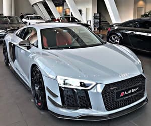 audi, awesome, and r8 image