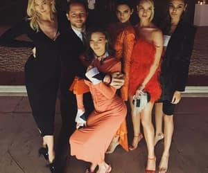 Karlie Kloss, bella hadid, and kendall jenner image