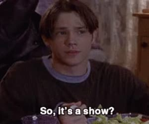 90's, gilmore girls, and rory image