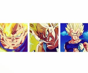 anime, dragon ball z, and manga image
