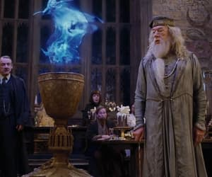 albus dumbledore, film, and goblet of fire image