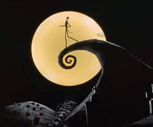gif and the nightmare before christmas image