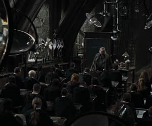 dark, harry potter, and lesson image