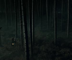 creepy, hagrid, and dark image