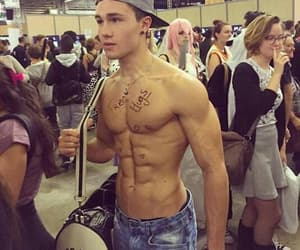 abs, free hugs, and six pack abs image