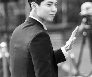 asian, korean actor, and park bogum image