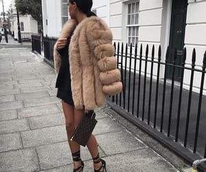 outfit, heels, and luxury image