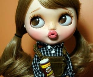 boneca, doll, and love image