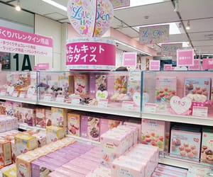 japan, cute, and pink image