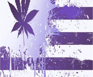 art, drugs, and marijuana image