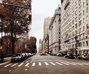 autumn, travel, and city image