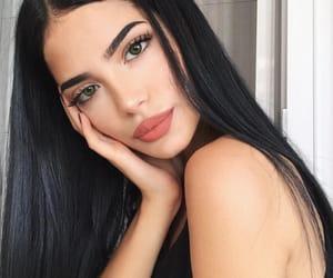 girl, beauty, and beautiful image