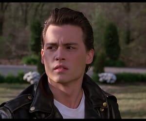 johnny depp, movie, and boy image