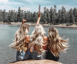 adventure, friendship, and travel image