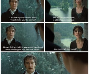 books, elizabeth bennet, and movies image