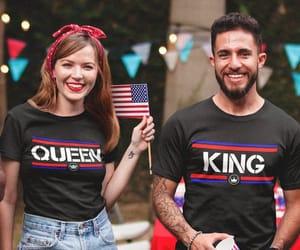 etsy, couples shirts, and matching tshirt image