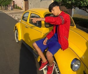 aesthetic, boy, and car image