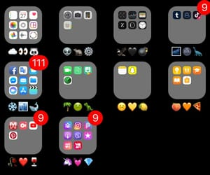 facebook, iphone, and tumblr image