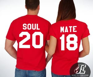 etsy, just married, and soul mate image