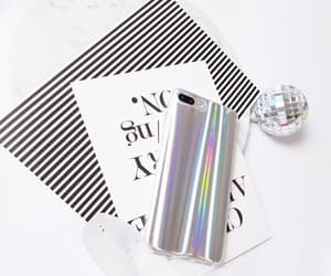 holographic, laser, and iphone case image