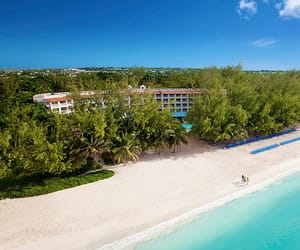 Caribbean, beach lovers, and all inclusive resort image