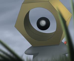 pokemon and meltan image