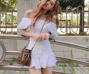 rose, blackpink, and style image