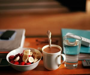 coffee, lifestyle, and yummy image