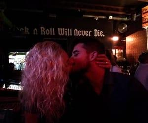 Barcelona, kiss, and love image
