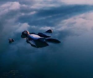 aesthetic, blue ocean, and alternative image