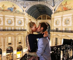 babies, couples, and the ferragnez image