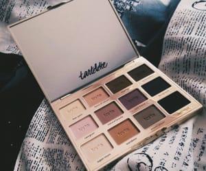 makeup, eyeshadow, and tarte image