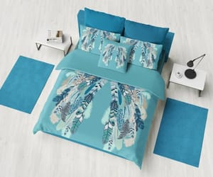 bedroom decor, etsy, and dorm room decor image
