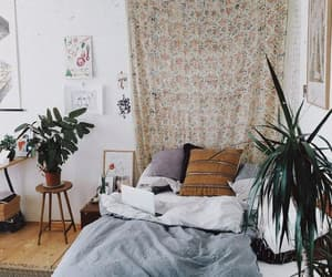 aesthetic, cozy, and pillows image