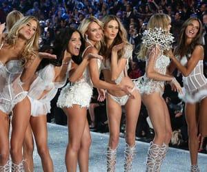 model, angels, and victorias secret image
