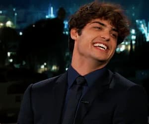 gif, smile, and noah centineo image