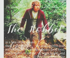 aesthetic, quote, and bilbo baggins image