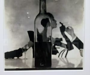 art, glass, and black image