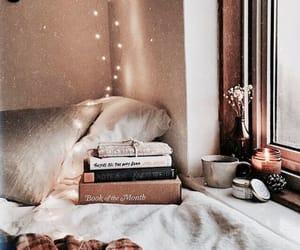 books, christmas, and sa image