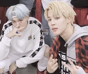 bts, kpop, and yoonmin image